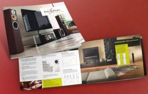 Broschüre für Bodo Hoffmann GmbH