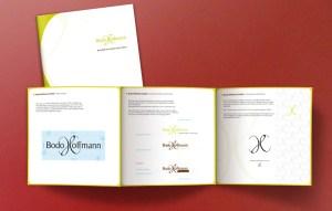Design Manual für Bodo Hoffmann GmbH