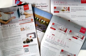 Kundenmagazin für Holmes Place, Health Club - Fitness