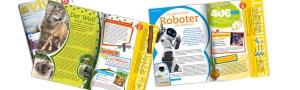 Kinderseite für Apotheken Kundenmagazin vive