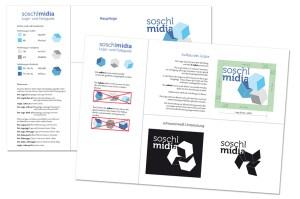 Style Guide, Design Manual für Sebastian Küster, Social Media Berater