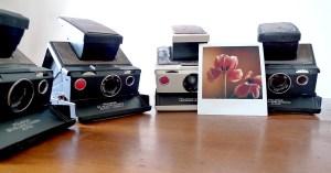 Polaroid SX-70 Land Camera, Photodarium 2017