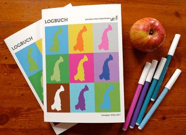 Logbuch, Schülerkalender für die Schulfarm Insel Scharfenberg