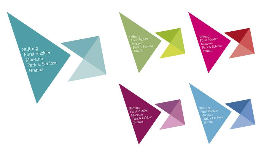 Konzept und Idee für Logo und Corporate Design