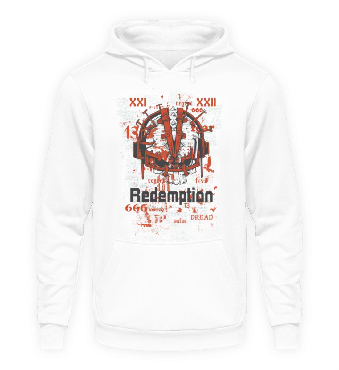 SpreeRocker Redemption - Unisex Kapuzenpullover Hoodie-1478