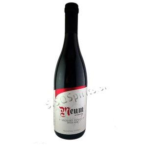 rdeče vino, meum, štajerska, modri pinot, pinot noir