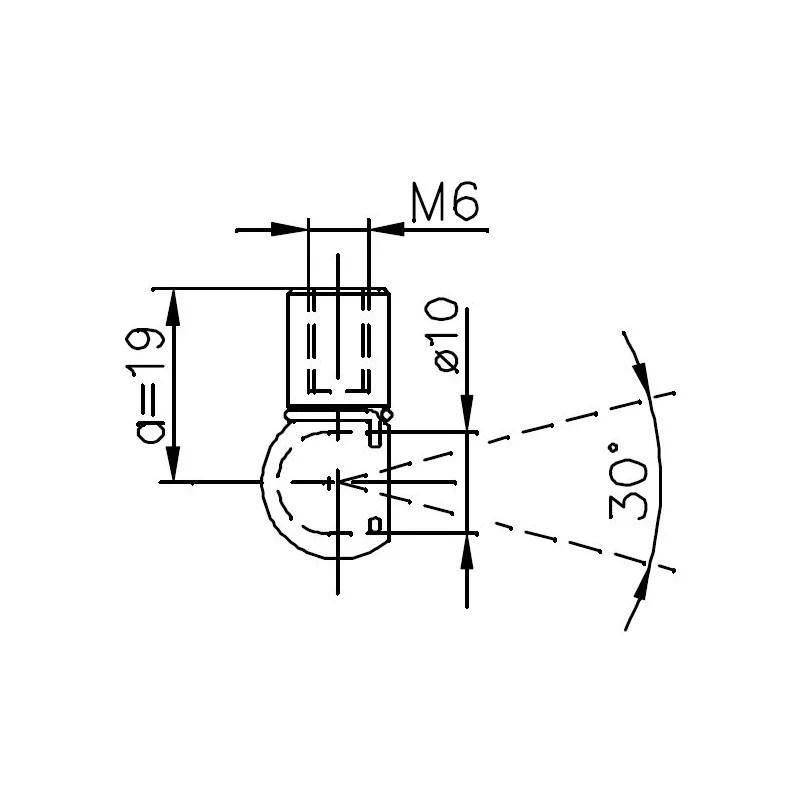 Sprężyna gazowa (FA Krosno 31105) Mitsubishi Space Wagon