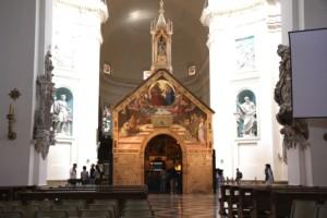 Porziuncola in Santa Maria degli Angeli