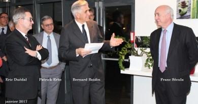 Message du Secrétaire général Eric Duédal