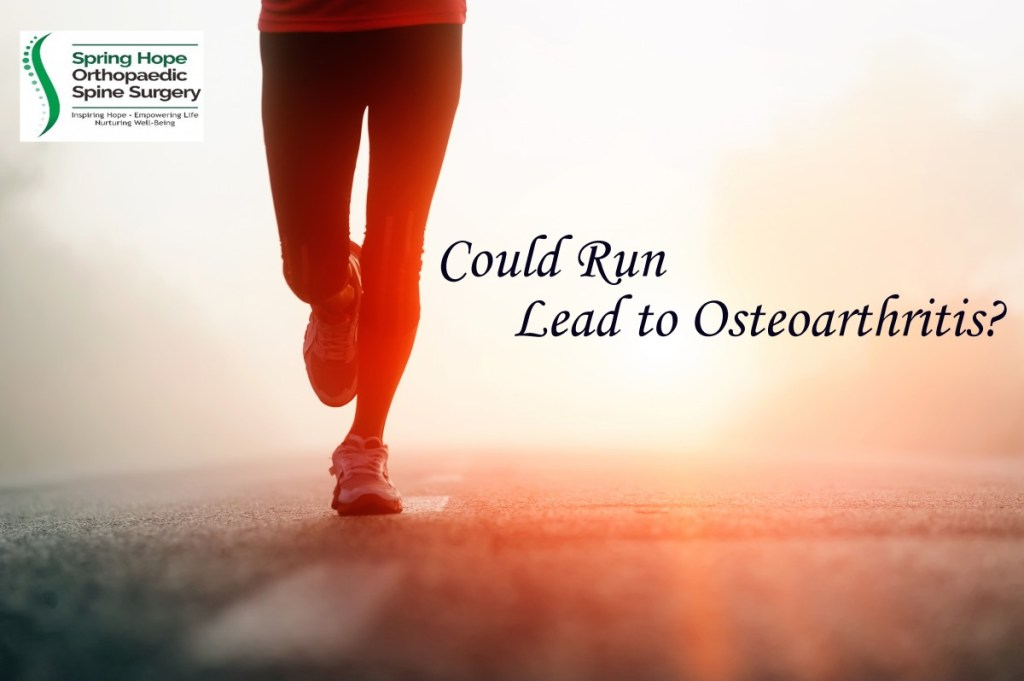 Could Long Run Lead to Osteoarthritis?