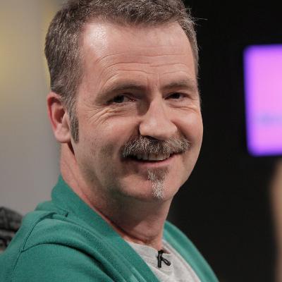 Adrian Hughes, journalist