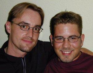 Brian (29 år) og Heino (23 år) fra Skagen