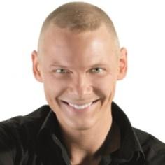 Jim Lyngvild, designer, moderedaktør og TV-vært