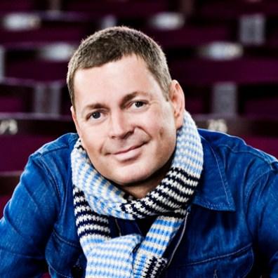 Peter Frödin, skuespiller og sanger
