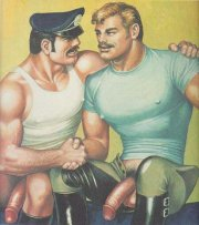 Tom of Finland, 1976