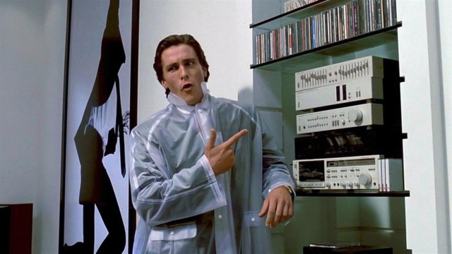 THE PLAYLIST | American Psycho — An 80s Homage - HeadStuff