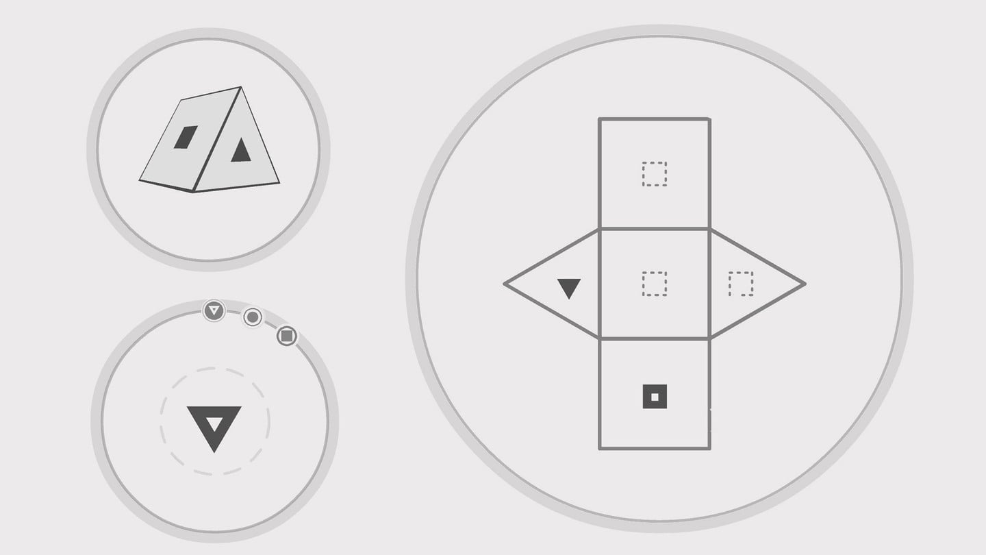 Unfold is a Puzzle Game That Tests Your Spatial Ability