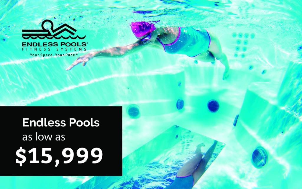 Endless Pools Black Friday Sale