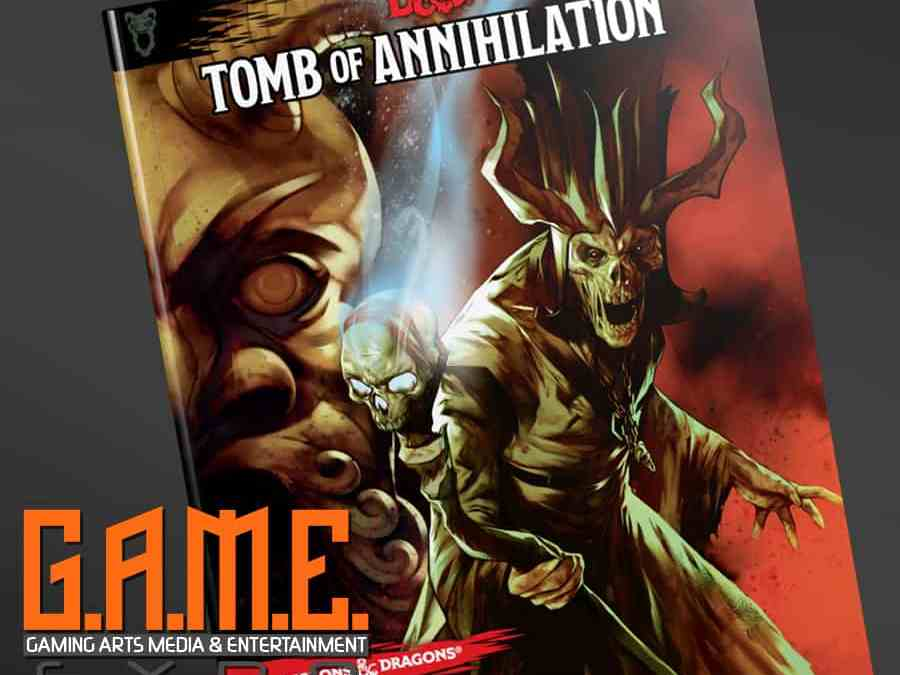 TOMB OF ANNIHILATION RAFFLE PRIZE!!