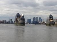 Thames Flood Barrier (2/2)