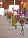 Bud Vases- photo Spring Forth Farm