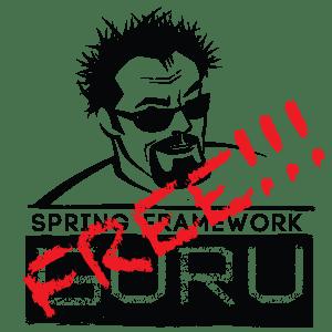 free spring tutorial