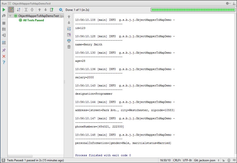 Processing JSON With Jackson - DZone Java