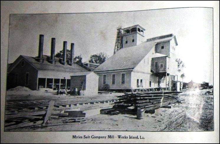 Salt Mines Louisiana