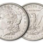 1878 to 1904 Morgan Brilliant Uncirculated - Morgan Silver Dollars