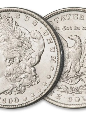 1878-1904 Morgan BU (Brilliant Uncirculated) 1878 to 1904 Morgan Brilliant Uncirculated - Morgan Silver Dollars