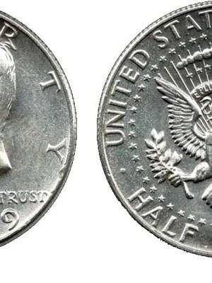 40% Silver Kennedy Half Dollars
