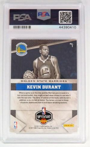 2016 Panini Kevin Durant #1