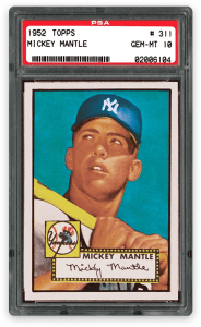 Sports Cards we sell graded sports cards - baseball, basketball, football, hockey, and other sports. as well as non-sports cards too!