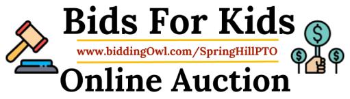 BFK Online Auction - for MailChimp