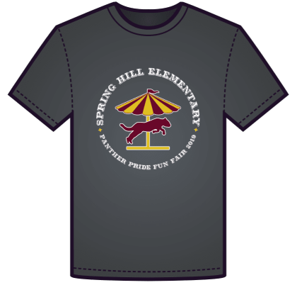 Fun Fair 2019 T-shirt