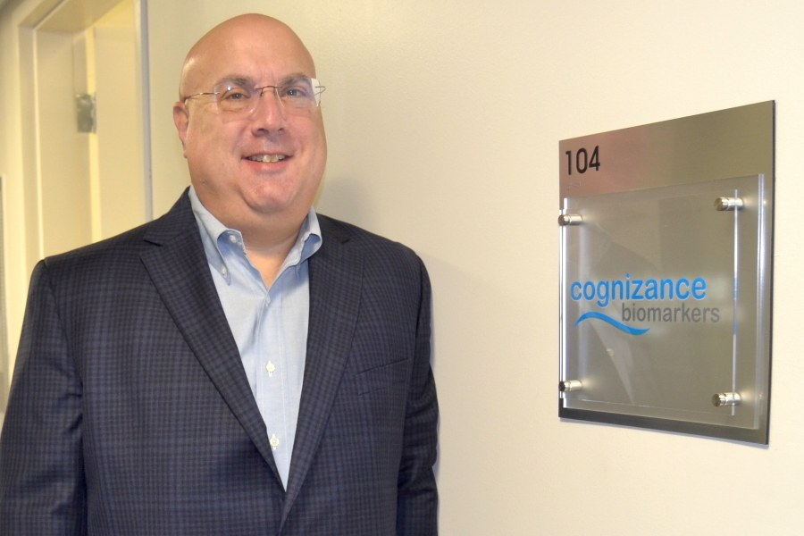 Todd Wallach is the president and chief executive officer of Cognizance Biomarkers, a subsidiary of Evogen.