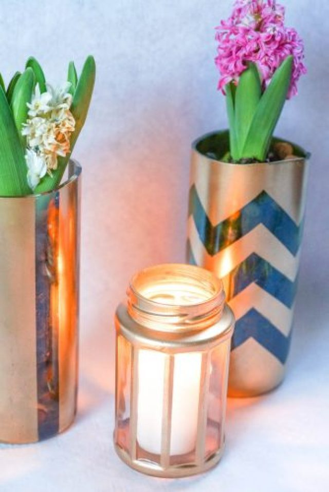 diy wine bottle vases (3 of 4)