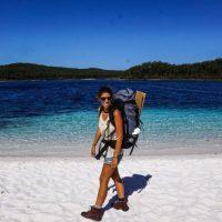 Fraser Island à pied