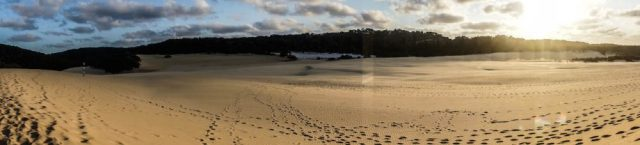 fraser island on foot a pied (9 of 15)