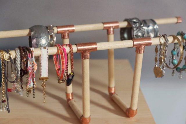 porte bracelet DIY