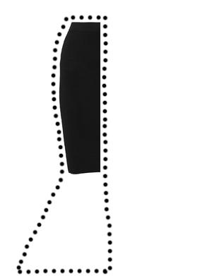 jupe noire copy
