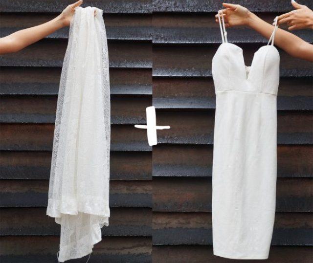 rideau + robe