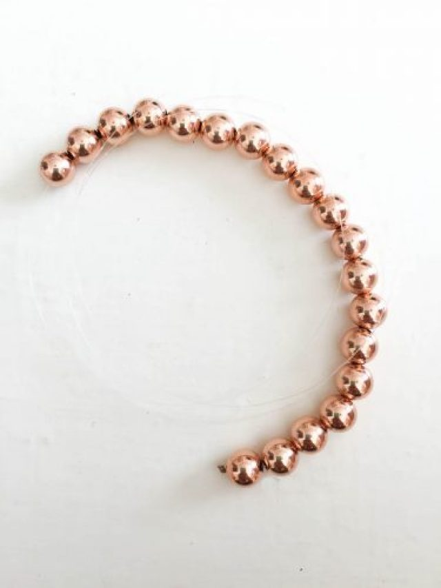 DIY rose gold tiffany bracelet (9 of 38)