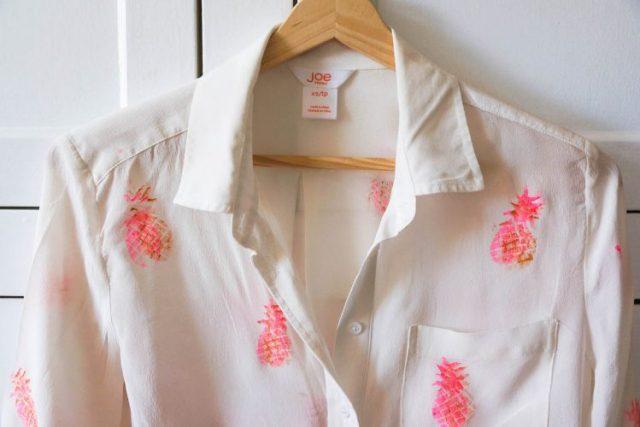 DIY chemise ananas (7 of 12)