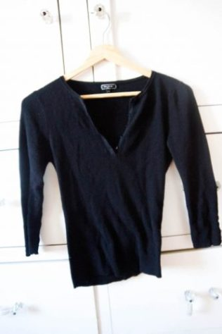 DIY lace-up top (1 of 14)