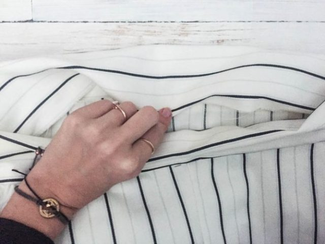 DIY pillowcase pants steps-9