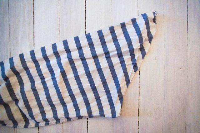 DIY robe deux piece avec chemise-3