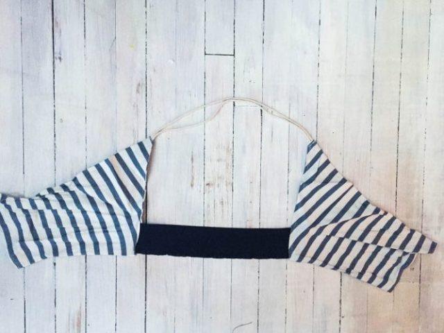 Etapes top chemise-2