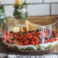 7-layer dip Vegan!