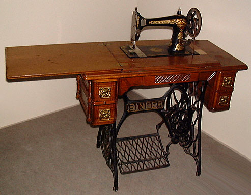 Acquiring a Sewing Machine